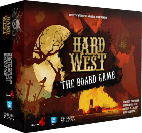 Hard West: The Board Game | Board Game | BoardGameGeek