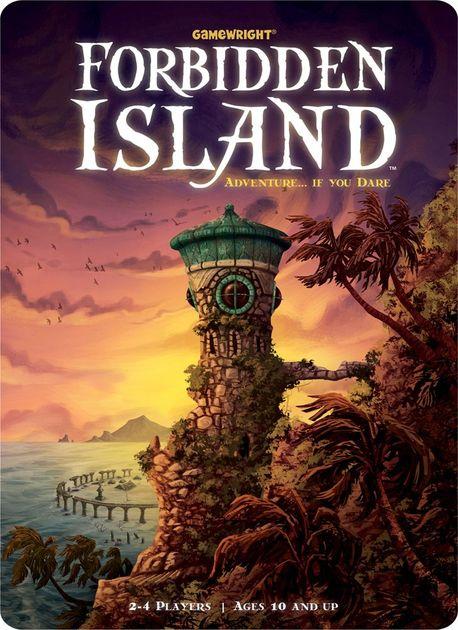 Forbidden Island Board Game Boardgamegeek