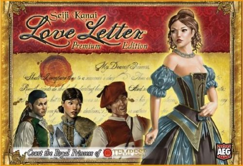 Love letter premium board game boardgamegeek expocarfo Images