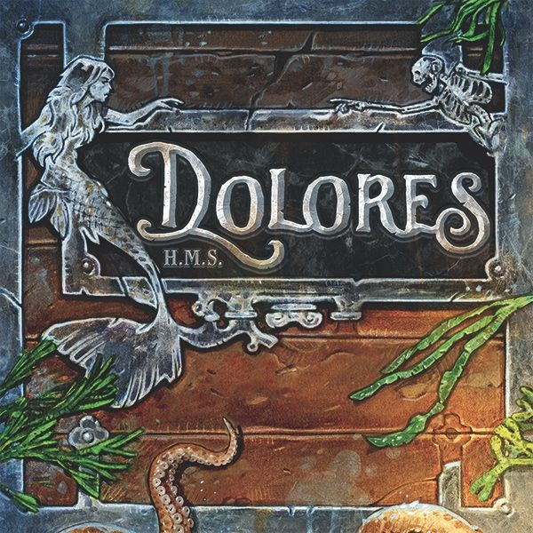 HMS Dolores | Board Game | BoardGameGeek