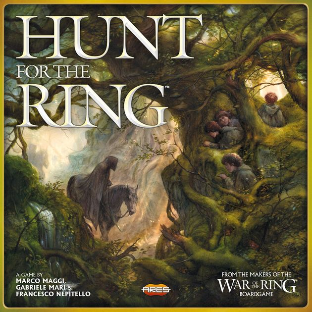 Image result for hunt for the ring