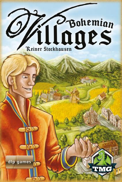 Review: Bohemian Villages:: German Review mit80.de: BÖHMISCHE DÖRFER