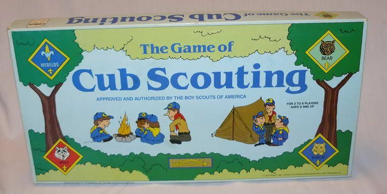 Game of Cub Scouting | Board Game | BoardGameGeek