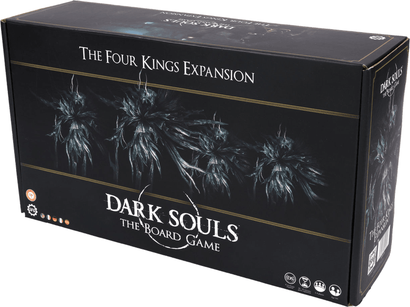 SFG Live: Dark Souls™: The Board Game - The Four Kings ...