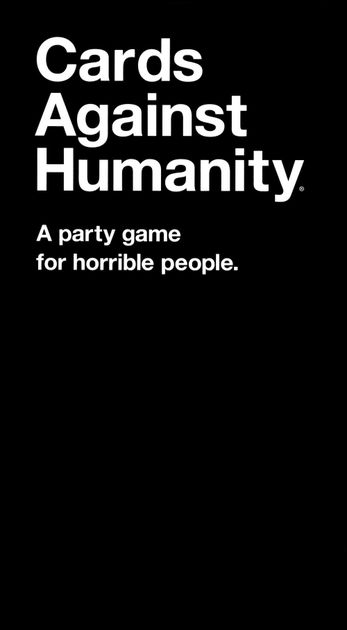 Ideas For Custom Cards Cards Against Humanity BoardGameGeek
