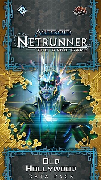 Android: Netrunner – Old Hollywood | Board Game | BoardGameGeek