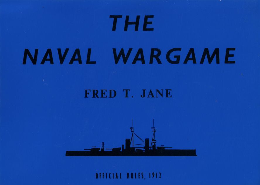 The Naval War Game | Board Game | BoardGameGeek