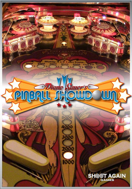 Pinball Showdown | Board Game | BoardGameGeek