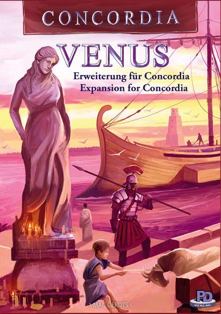 Image result for Concordia: Venus expansion
