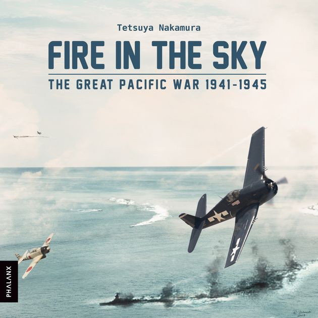 Fire in the Sky: The Great Pacific War 1941-1945 | Board