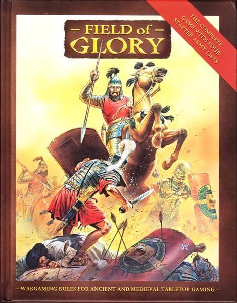Field of Glory   Board Game   BoardGameGeek