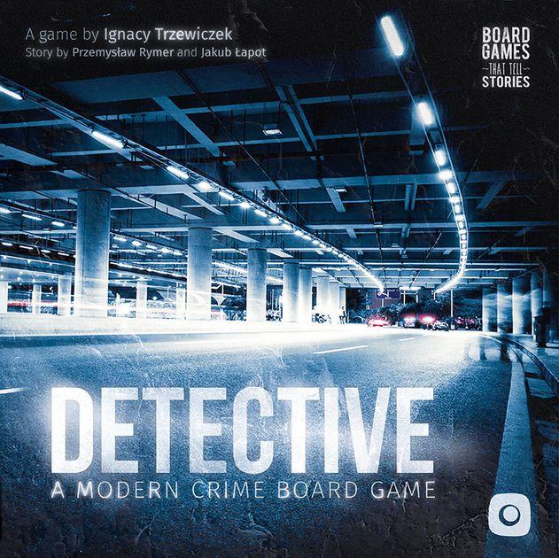 Detective: A Modern Crime Board Game | Board Game | BoardGameGeek