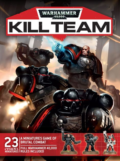 Kill Team - More Fun Than Full-On 40K? | Warhammer 40,000
