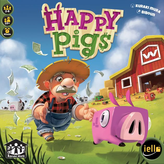 Image result for happy pigs tabletop