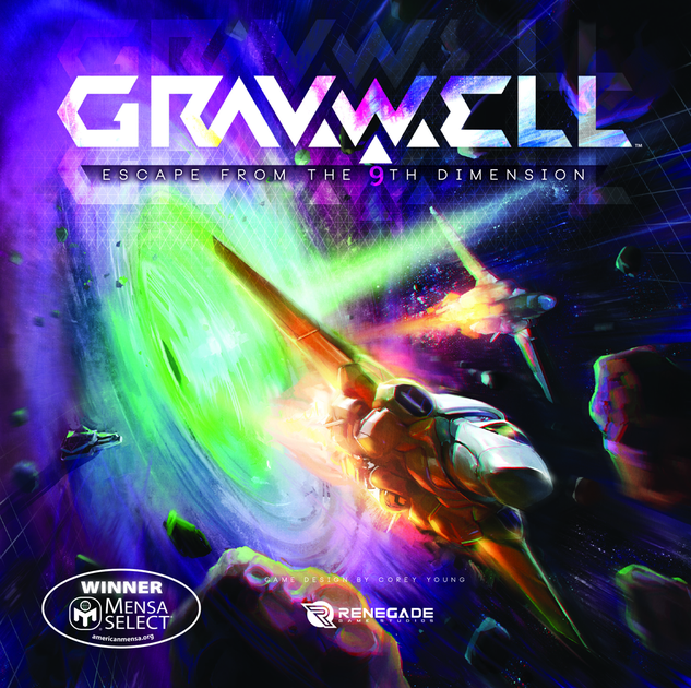 Gravwell: Escape from the 9th Dimension | Board Game | BoardGameGeek