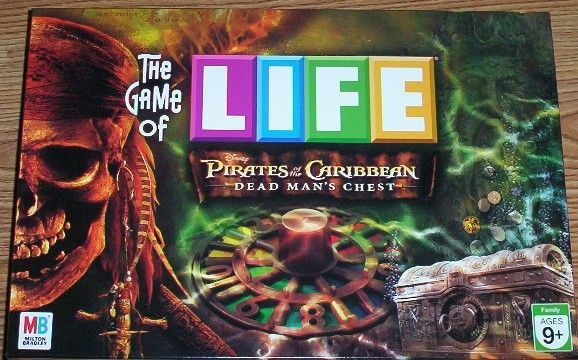 Rules For This Game The Game Of Life Pirates Of The Caribbean