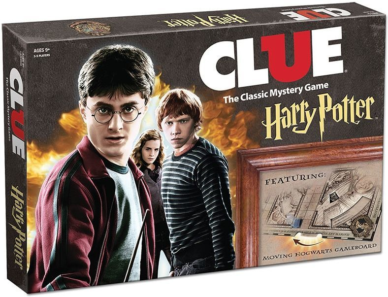 I Need Instruccions And Game Rules Asap Clue Harry Potter
