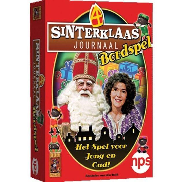 Sinterklaasjournaal Bordspel Board Game Boardgamegeek