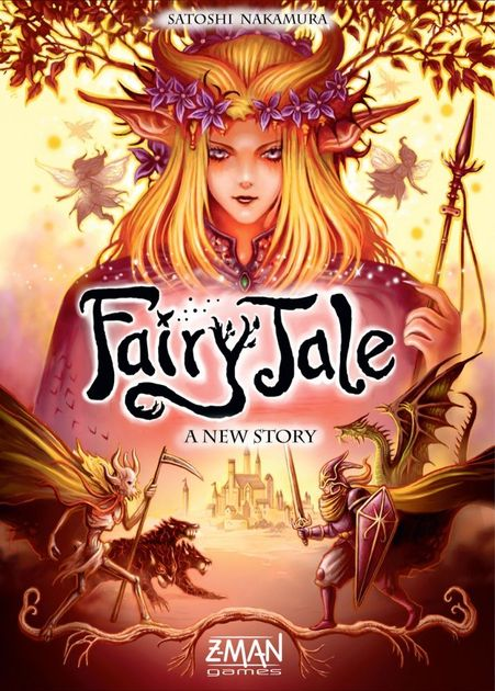 Fairy Tale | Board Game | BoardGameGeek