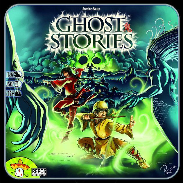 Ghost Detective Art Fantasy