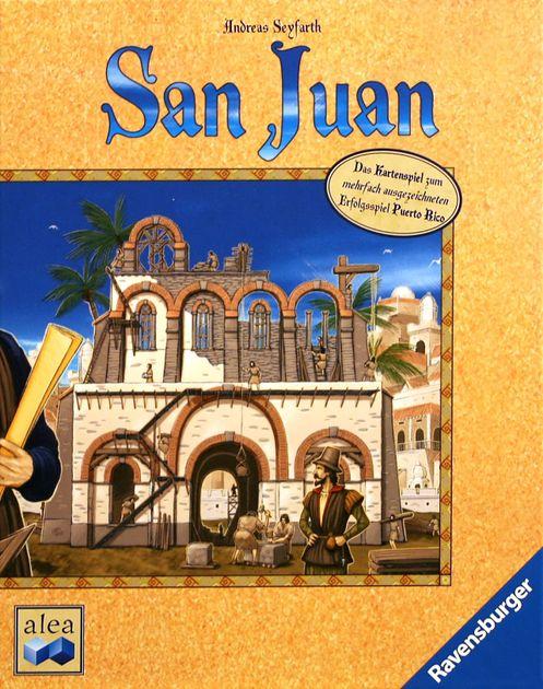 San Juan Spiel