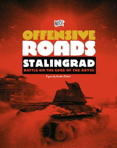 Offensive Roads: Stalingrad | Board Game | BoardGameGeek