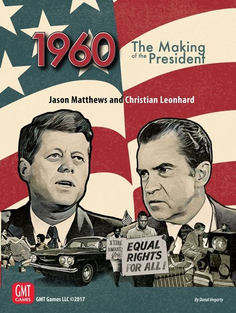 1960: The Making of the President | Board Game | BoardGameGeek