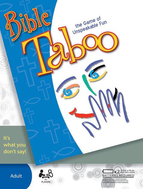 Bible Taboo | Board Game | BoardGameGeek