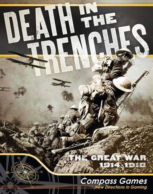 Death in the Trenches: The Great War, 1914-1918 | Board Game