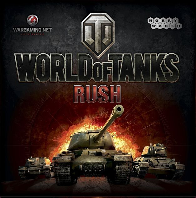 World of Tanks: Rush | Board Game | BoardGameGeek