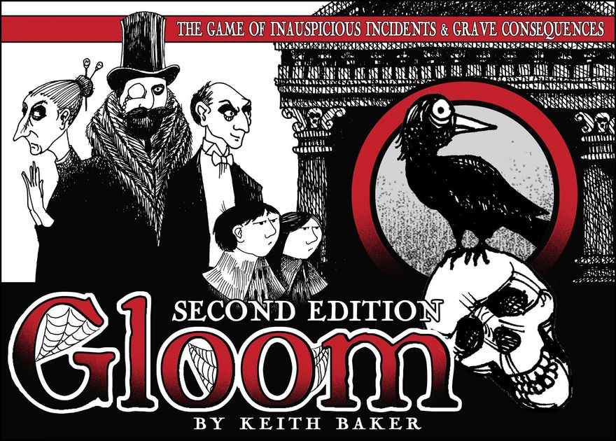 Image result for gloom 2nd edition