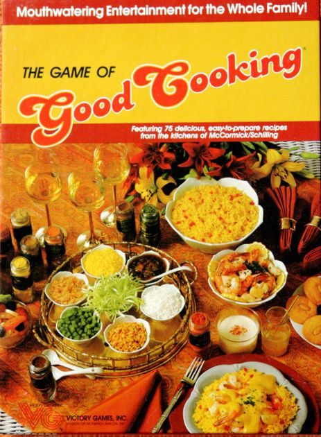 The game of good cooking board game boardgamegeek forumfinder Choice Image