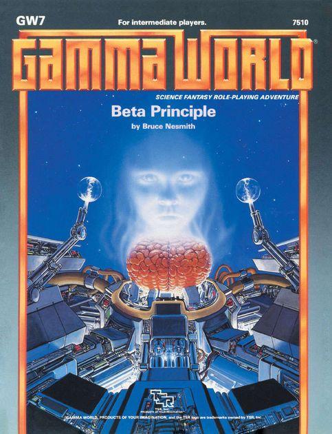 GW7: Beta Principle | RPG Item | RPGGeek