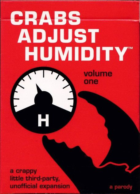 NEW Crabs Adjust Humidity  Vol One FREE SHIPPING