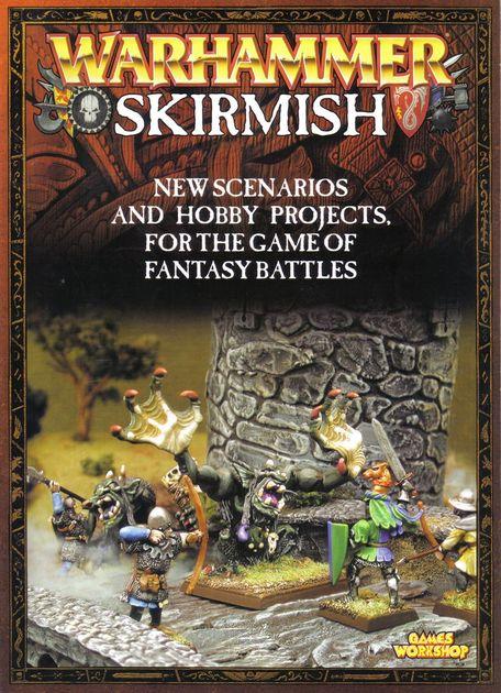 Warhammer: Skirmish   Board Game   BoardGameGeek