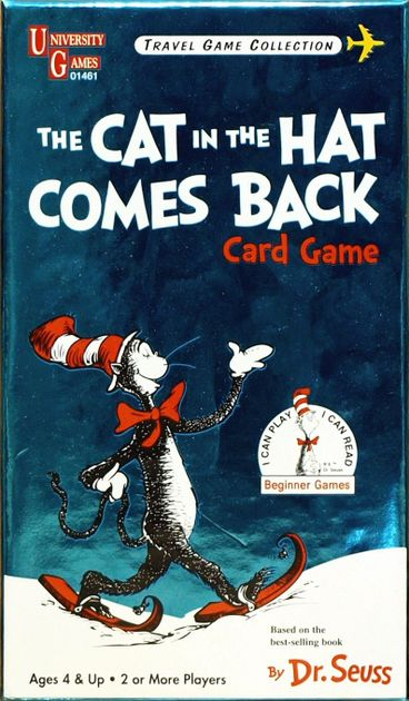 2170943b The Cat in the Hat Comes Back Card Game | Board Game | BoardGameGeek