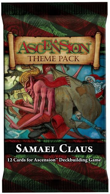 Ascension Samael Claus Theme Pack By FREE SHIPPING