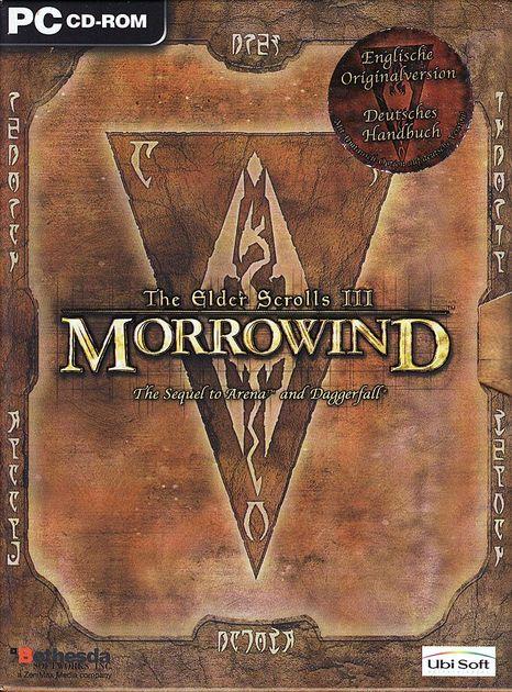 GOTY Morrowind: 2015 Mod options   The Elder Scrolls III