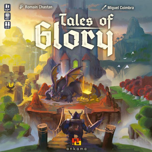 Resultado de imagen de tales of glory board game