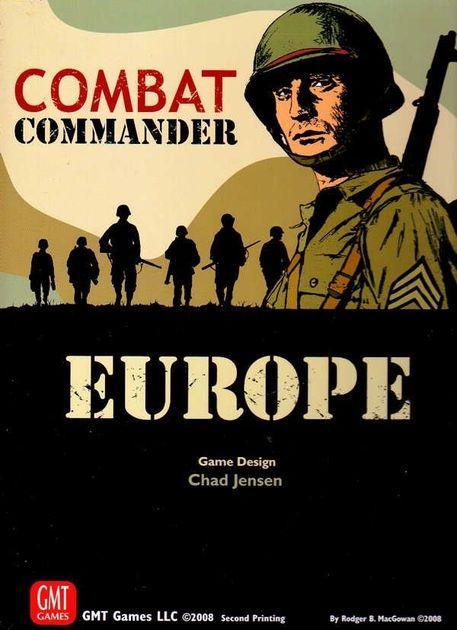 Combat Commander: Europe | Board Game | BoardGameGeek
