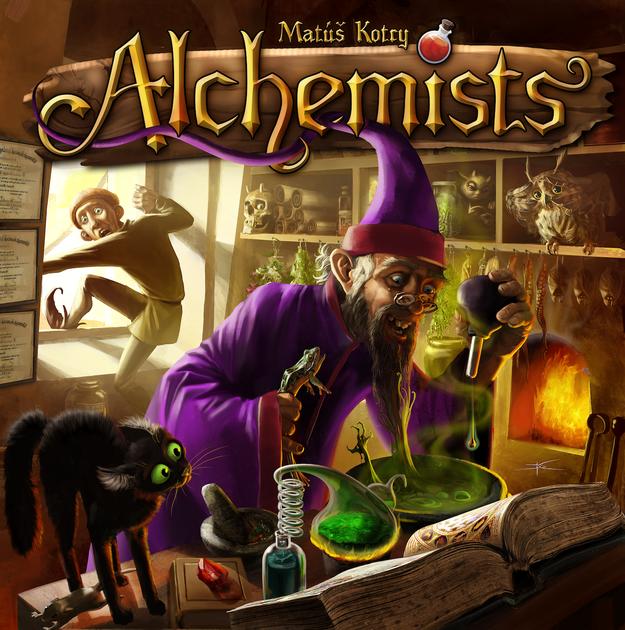 Alchemie Game