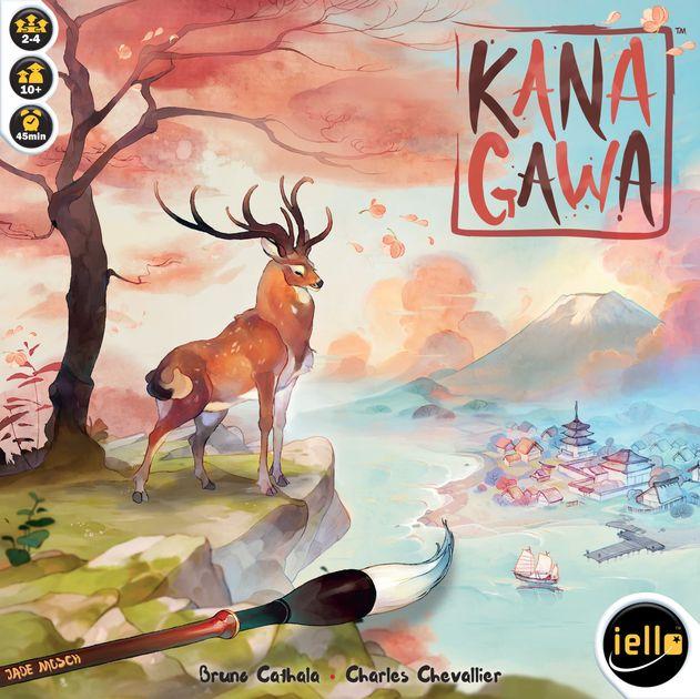 Kanagawa | Board Game | BoardGameGeek