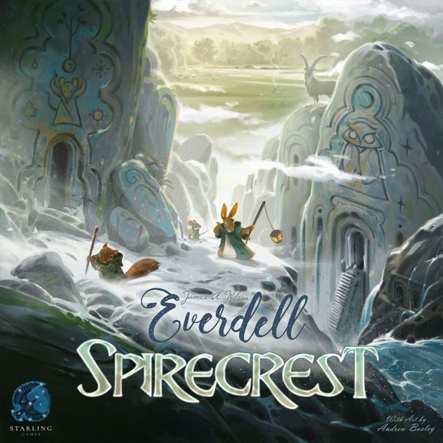 Everdell: Spirecrest | Board Game | BoardGameGeek