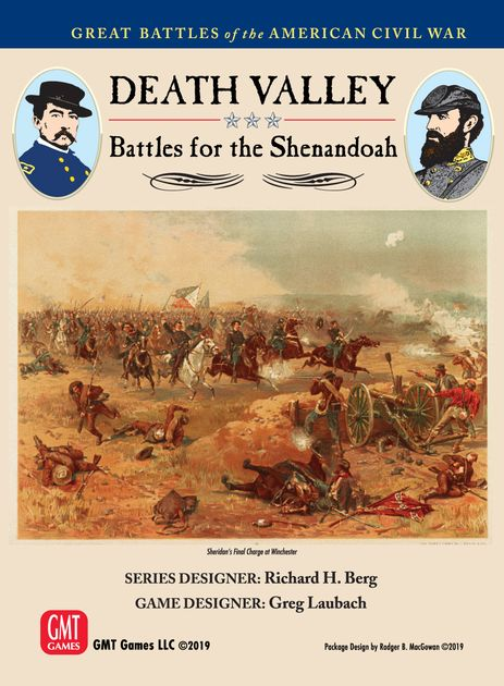 Help playing solo   Death Valley: Battles for the Shenandoah