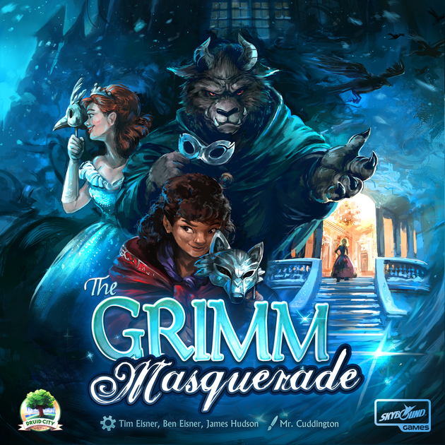 The Grimm Forest The Grimm Masquerade Card Game