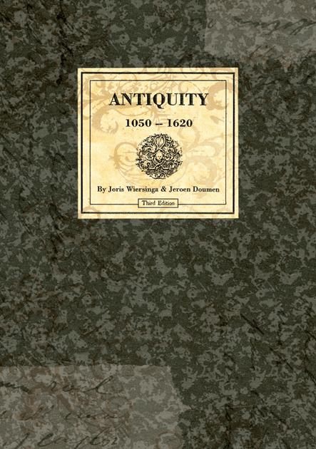 Antiquity New Board Game Splotter Spellen