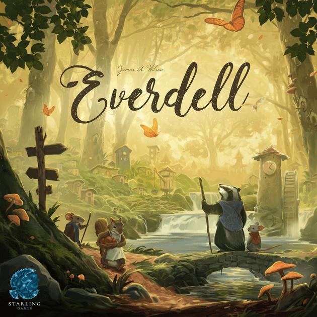 Everdell | Board Game | BoardGameGeek