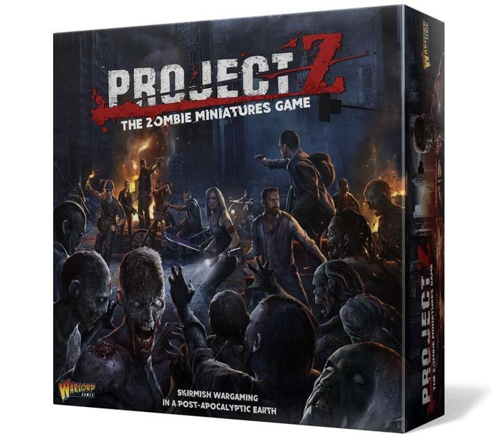 Solo - Worth picking up?   Project Z: The Zombie Miniatures Game