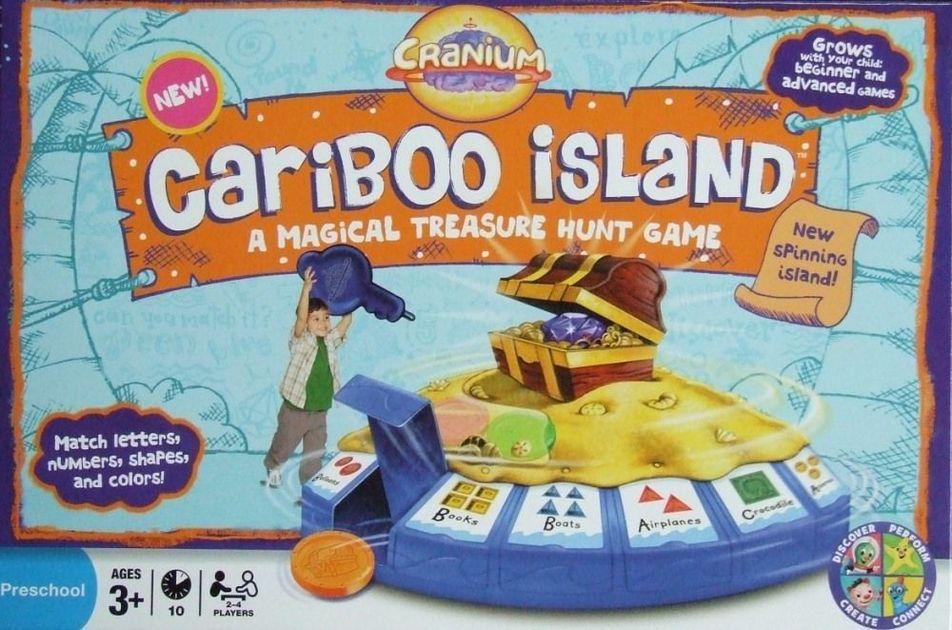Cariboo Island Board Game Boardgamegeek