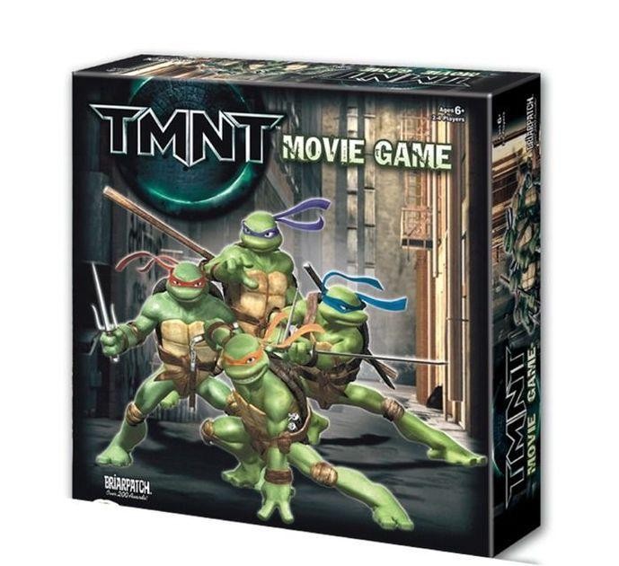 Teenage Mutant Ninja Turtles Movie Game Board Game Boardgamegeek